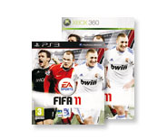 Fifa 11 - Wii, xbox360, PS3
